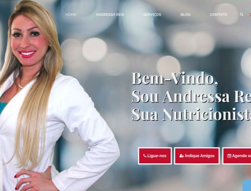 Andressa Reis Nutricionista